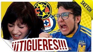 Si Los Equipos Mexicanos de Futbol Fueran Personas 2   SKETCH   QueParió!