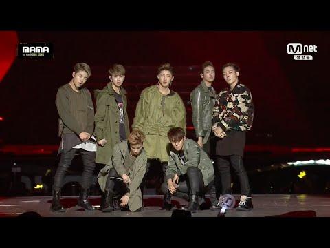 iKON - '지못미(APOLOGY)' + '이리오너라(ANTHEM)' + '리듬 타(RHYTHM TA)' in 2015 MAMA