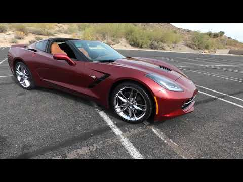video 2016 Chevrolet Corvette Stingray Z51 3LT