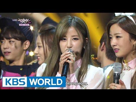 Music Bank - English Lyrics   뮤직뱅크 – 영어자막본 (2014.12.21)