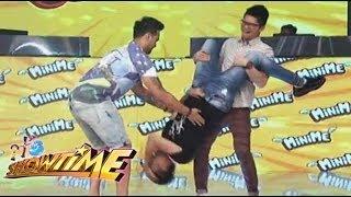 It's Showtime: Vice at Vhong kinabog ang XB Gensan sa dance exhibition