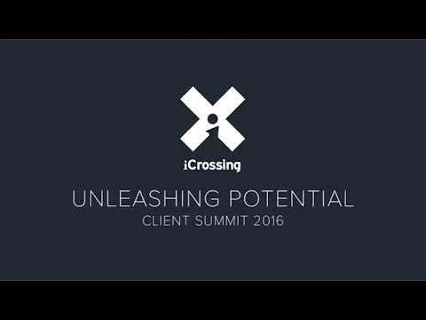 2016 iCrossing Client Summit: Unleashing Potential