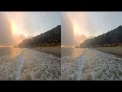 3D FPV Quadcopter - Malibu Waves