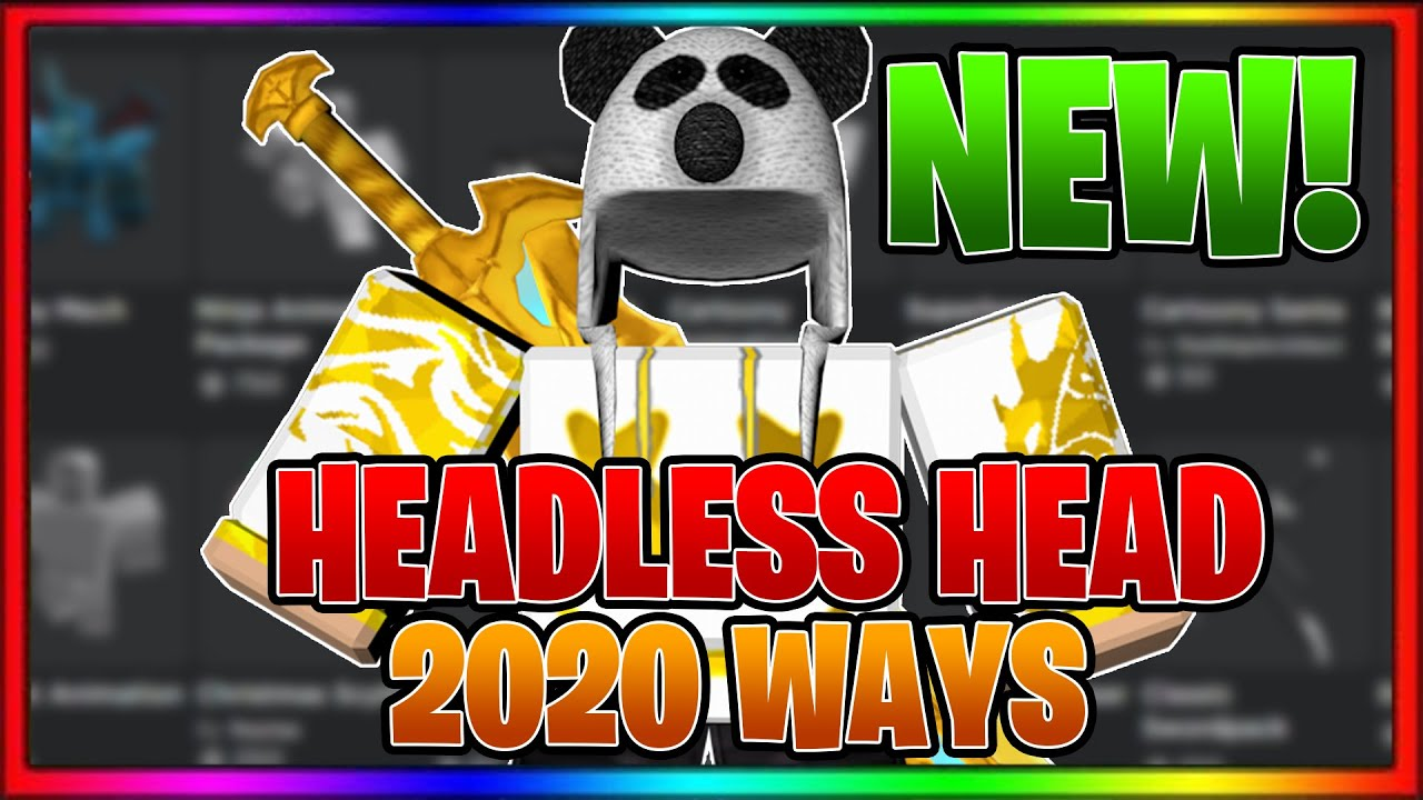 Should You Buy The Headless Head On Roblox Headless Horseman Review Youtube How To Make Your Head Invisible On Roblox