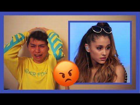 Reacting to Ariana Grande's Shadiest Diva Moments