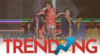 Kim, Loisa, Ronnie, Joshua, Maris, McCoy & Ylona, sinayaw ang 'Scooby Doo Papa' new dance craze