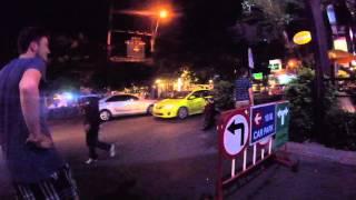 Outside Ambassador Hotel Complex Bangkok - Bucketlistboys.TV
