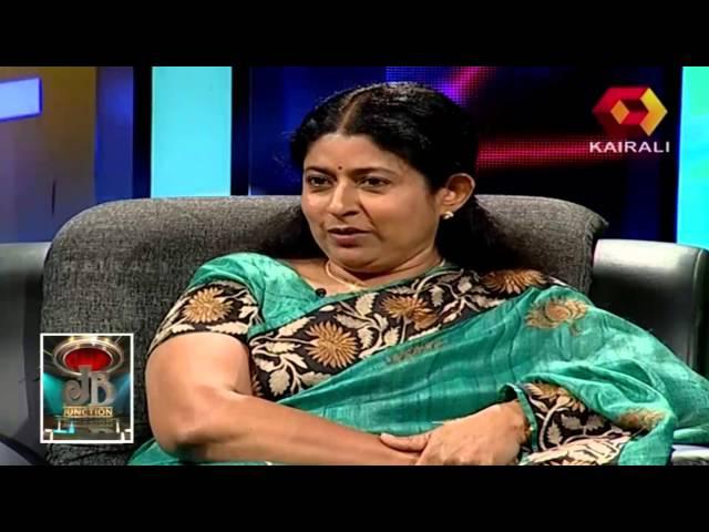 Actress Jalaja talks about actress Shoba's death