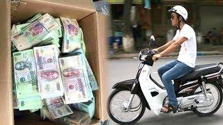 Thiếu gia giả nghèo đi Dream nhưng cầm hộp quà 2 tỷ tặng sinh nhật bạn g,á,i và cái kết