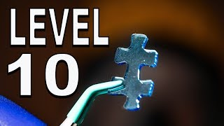 Solving The HARDEST JIGSAW PUZZLE!! - LEVEL 10!
