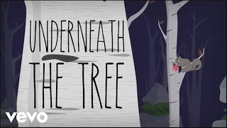 Kelly Clarkson - Underneath the Tree (Official Lyric Video)