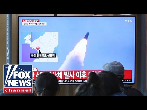 North Korea reportedly fires at least one short-range missile