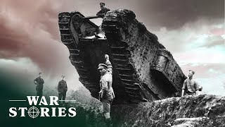 The Terror Of The First Tanks At The Somme | Greatest Tank Battles | War Stories