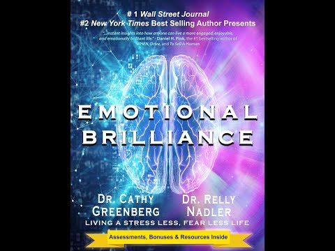 New Bestseller: Emotional Brilliance by Cathy Greenberg and Relly Nadler