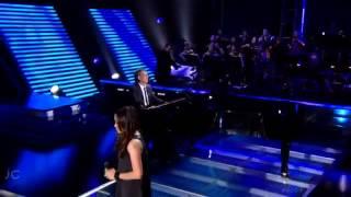 """Sa reprise de """"All by myself"""" laisse tout le monde bouché bée, même son propre pianiste !"""