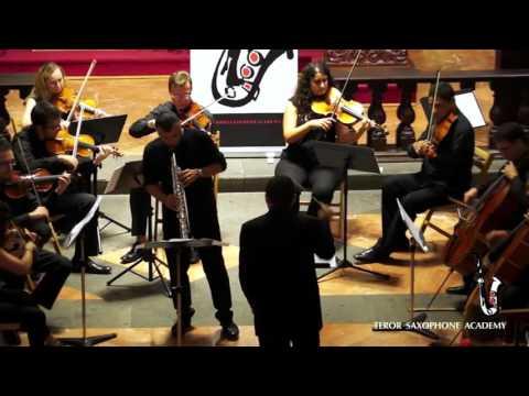 Al club del Vino - Teror Saxophone Academy 2015