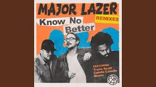 Know No Better (feat. Travis Scott, Camila Cabello, Bad Bunny & Quavo) (Bad Bunny Remix)