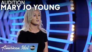 AWWW! Mary Jo Sings In Front Of Her Mom For The FIRST Time Ever! - American Idol 2021