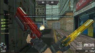 [Zombie Scenario Mode] Last Clue - Alien Phobos Boss Fight   Counter-Strike Nexon: Zombies
