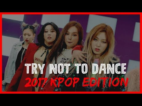 Try Not To DANCE Challenge (2017 KPOP EDITION)