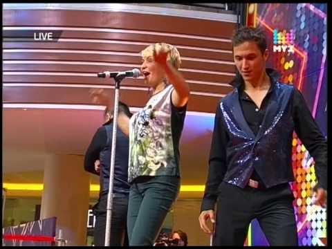 Катя Лель - Мой мармеладный (Партийная Зона МУЗ-ТВ 2013)
