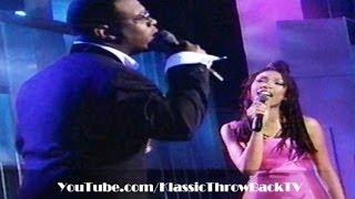 Brandy & Wanya Morris -