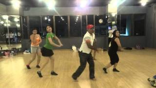 1234 Get on the Dance Floor (Full song) Choreographed by Master Nareen in Sep.'13