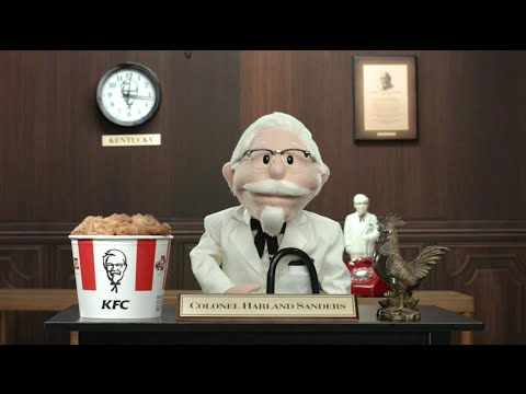 KFC | THE COLONEL HARLAND SANDERS SHOW