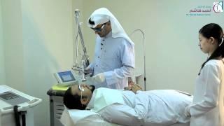 فراكشنال ليزر مركز الدكتور احمد هاشم
