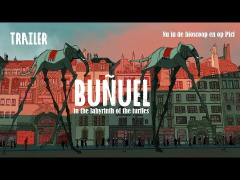 Buñuel in the Labyrinth of the Turtles'