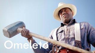 **Award-Winning** Action Short Film   John Henry and the Railroad   Omeleto