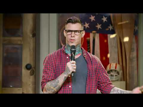 Azkaban Prison Tatts | Shayne Smith | Dry Bar Comedy