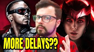 NEW MCU DELAYS! Details On Phase 4 WandaVision, Black Widow, & MORE!