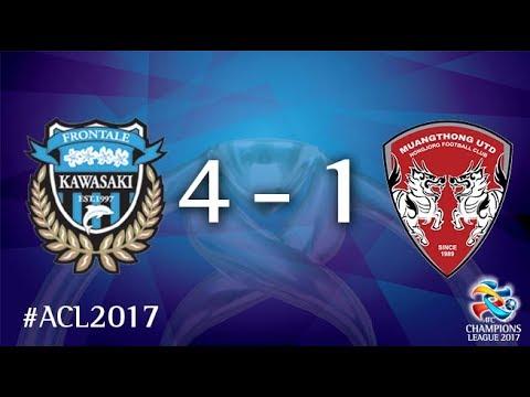Kawasaki Frontale vs Muang Thong United