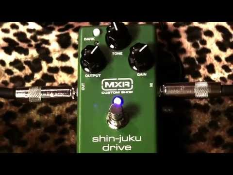 MXR Jim Dunlop MXR Shin-Juku Drive Pedal CSP035