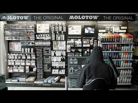 Molotow Craft Station