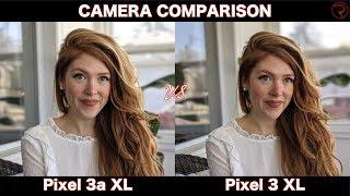 Pixel 3a XL VS Pixel 3 XL Camera Comparison!