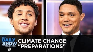 """Jaboukie Young-White Makes the Case for Climate Change """"Preparations"""" 