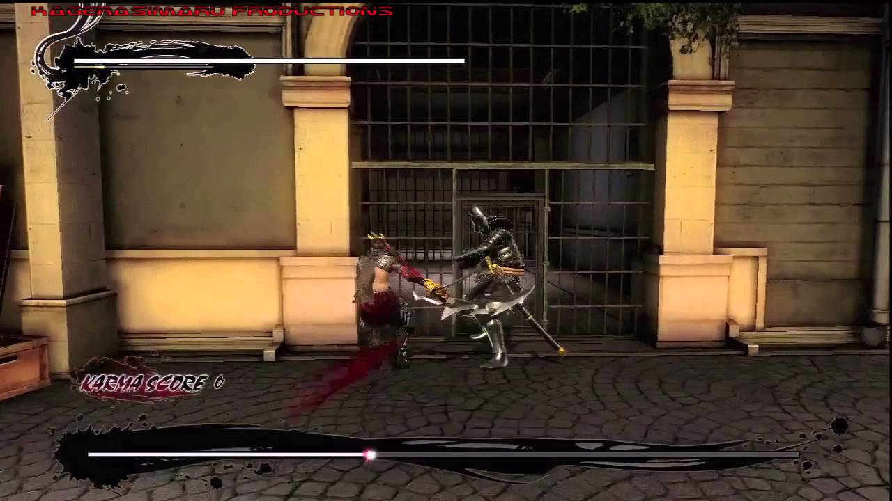 Ninja Gaiden 3 Unlock Scythe