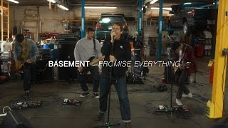Basement - Promise Everything   Audiotree Far Out