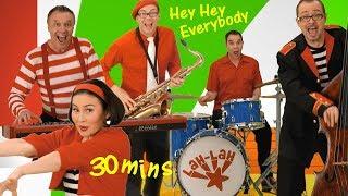 Hey Hey Everybody | Episodes | Lah-Lah's Adventures | Lah-Lah