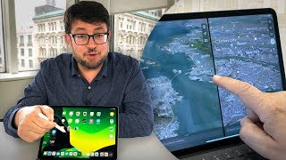 Check out the new iPad OS beta..