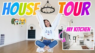 EMPTY HOUSE TOUR 2019! OMG I Bought A House!
