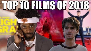 My Top 10 Films of 2018