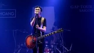 Thành Luke chia sẻ về Cá Hồi Hoang l GAP TOUR 2017 in Sài Gòn 9/12/2017