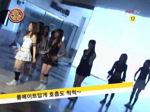 SNSD - ITNW MV Behind the Scenes 2/2 Aug01.2007 GIRLS' GENERATION