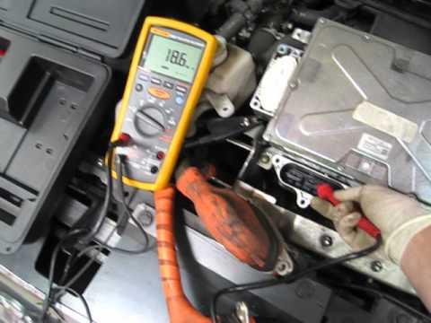 Camry Altima Hybrid Failed Inverter P0a7a Youtube