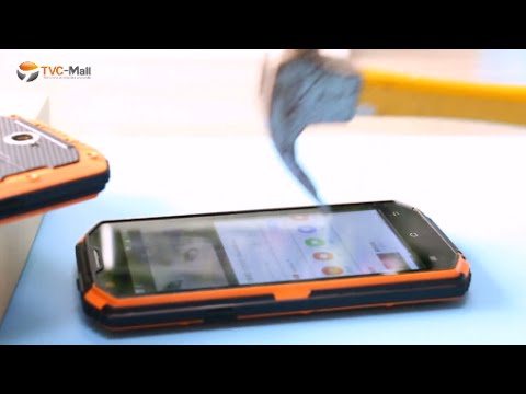 "IP68 Waterproof Android 5.1 MTK6735 5.5"" 4G Smartphone Review Test - TVC Mall"