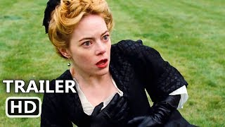 THE FAVOURITE Trailer # 2 (NEW 2018) Emma Stone, Rachel Weisz Movie HD