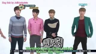 Weekly Idol - With Super Junior Part1 (engsub)